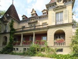 Südfassade Villa Musegg in Luzern