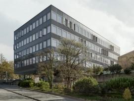 Visualisierung Sanierung Schule für Gestaltung Bern