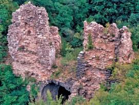 Ballıgerme-Brücke des Aquädukts von Konstantinopel