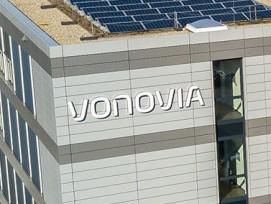 Luftaufnahmen Vonovia Unternehmenszentrale.