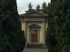 Krematorium Friedhof Sihlfeld, Bereich A