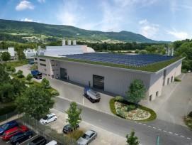 Biogasanlage Eniwa Aarau Telli