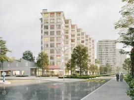 Ersatzneubau Werdhölzli-Siedlung in Zürich-Altstetten