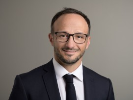Dejan Lukic Geschäftsführer Infra Suisse