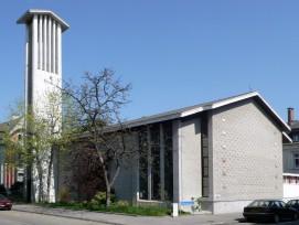 katholische Kirche Sacré-Cœur in Basel