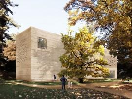 Erweiterungsprojekt der Fondation Beyeler (Visualisierung)