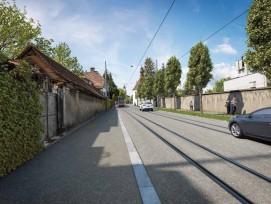 Visualisierung Baselstrasse Solothurn