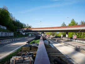 Stadtautobahn SG 4