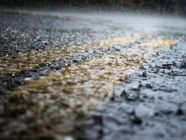 Niederschlag (Symbolbild)