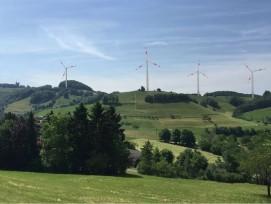 Windpark-Projekt Wisnerhöchi Solothurn