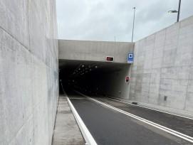 Tunnelportal Neuhof in Lenzburg