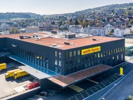 Welti-Furrer-Gebäude in Dielsdorf