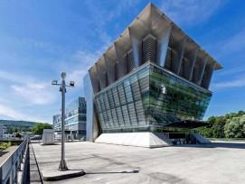 Datacenter Zürich-City von Green
