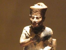 Statuette des Pharao Chufu