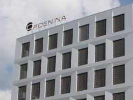 Poenina-Hauptsitz im Glattpark in Zürich