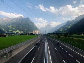 Verkehr A2