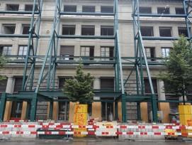Umbau Bahnhofstrasse