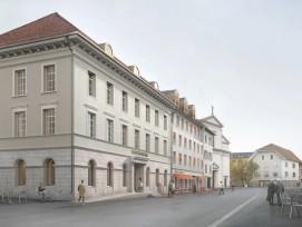 Kunstmuseum Olten Visualisierung