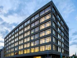 Neues Laborgebäude der Uni Bern an Murtenstrasse