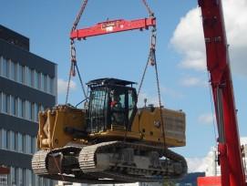 60-Tonnen-Bagger
