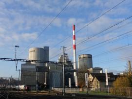 Zementwerk Wildegg