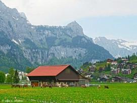 Bauernhaus in Engelberg OW