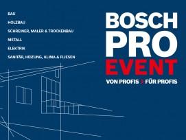Bosch Pro Event