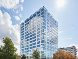 Neues Biozentrum der Universität Basel
