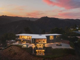 The Orum House in Los Angeles