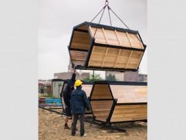 Einmal aufeinander gestapelt... (Hannes Geipel, Achilles Design / PD)