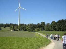 Unter anderem sollen auch beim aargauischen Kienberg sollen Windturbinen errichtet werden. (zvg)
