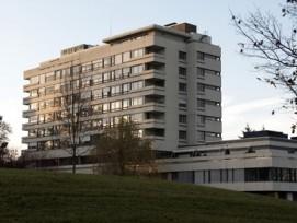 Spital Wolhusen wird neu gebaut. Bild: Luzerner Kantonsspital