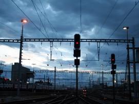 Wahrzeichen am Gleisfeld: Das Stellwerk beim Zürcher Hauptbahnhof. (taschenkruemmel, flickr, CC)
