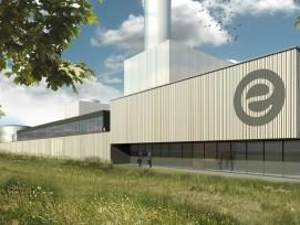 So soll die Zentrale des Gascombikraftwerks in Cornaux aussehen. (zvg)