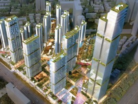 Bild: The Jumeirah Group/Foster and Partners