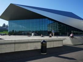 Swiss Tech Convention Center Lausanne, Symbolbild (Gabriel Diezi)