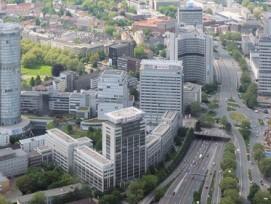 Südviertel von Essen, 2009 (wikimedia.org, Wiki05, CC)