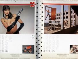 Würth-Kalender 1984 (Print Screen)