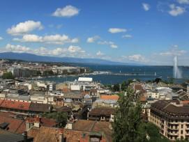 Genf zählt in Sachen Immobilienblase zu den gefährdeten Regionen. (bortescristian, flickr, CC)