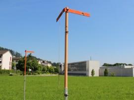 Baugespann in Kriens, Symbolbild (zvg)