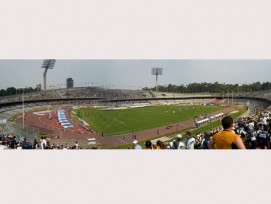 Universitäts-Stadion Mexico City (wikimedia.org, Jaiber 2495, CC)