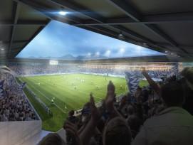 Das Stadion soll nicht nur für Fussballspiele genutzt werden, ... (zvg)