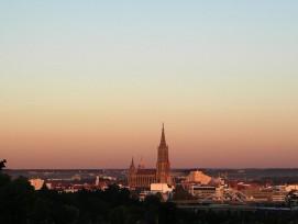 Ulmer Münster in der Abendsonne 2006 (flickr.com, Andreas Hallerbach, CC)