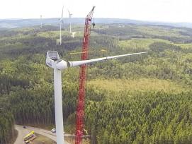 Windparkportfolio Atlantic (Eolus/Daniel Larsson)