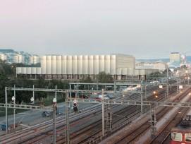 Über den Beitrag der Stadt an das künftige Stadion soll das Stimmvolk voraussichtlich im 2016 befinden. (zvg)