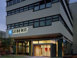 Geberit, Symbolbild.