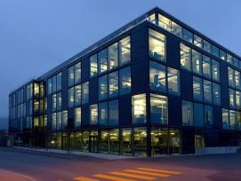 Solar-Technologie-Zentrum in Thun