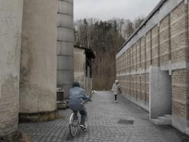 Visualisierung des Bauwerks. (Bild: © Boltshauser/EPFL)