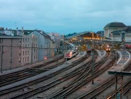 Bahnhof Lausanne (Esby (talk). CC 2.0, Wikimedia Commons)