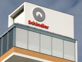 Schindler-Hauptsitz in Ebikon LU